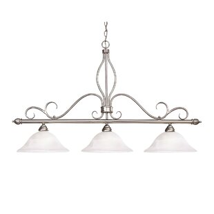 Alcott Hill Hibbitts Kitchen Island Light