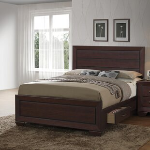 Hilyard Storage Platform Bed