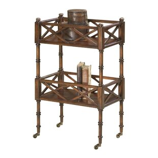 Albany Bar Cart by Bay Isle Home