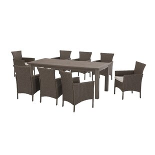 Waterford 9 Piece Dining Table Set By Brayden Studio