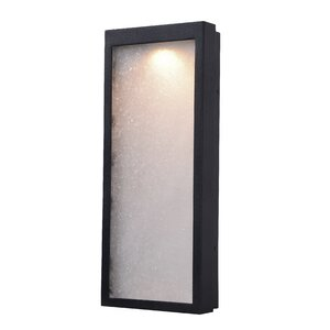 Navas 1-Light Outdoor Wall Lantern