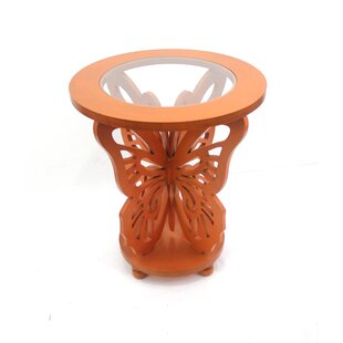 Butterfly End Table by Teton Home