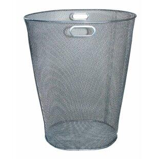 YBM Home Steel 12 Gallon Trash Can