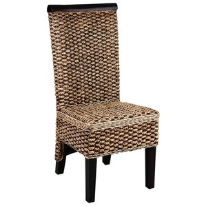 Boca Solid Wood Dining Chair by Chic Teak