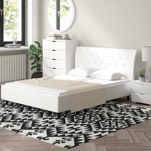 Upholstered Bed By Brayden Studio