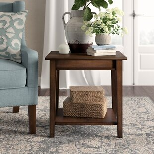 Erica End Table by Birch Lane™ Heritage