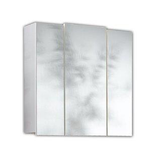 68 X 71cm Surface Mount Mirror Cabinet By Belfry Bathroom