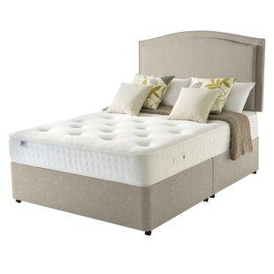 Delamere Pocket Sprung 800 Divan Bed By Rest Assured