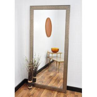 American Value Silver Studio Tall Vanity Wall Mirror