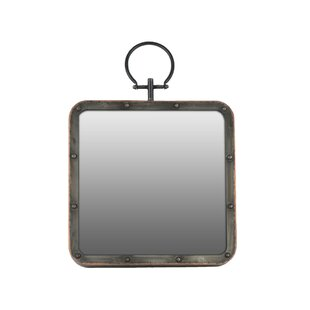 Urban Trends Square Wall Mirror
