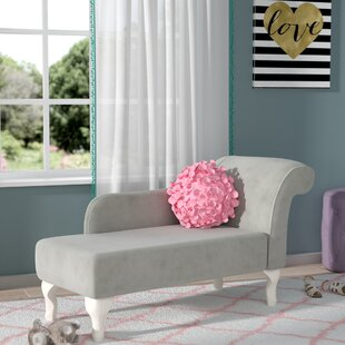 Find Leslie Kids Chaise Lounge ByViv + Rae