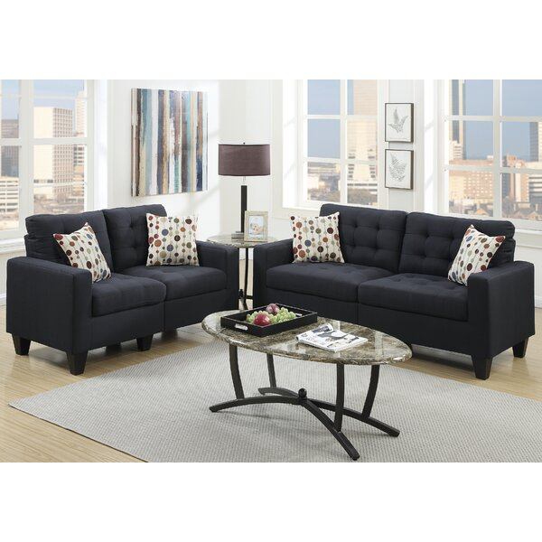 Andover Mills Callanan 2 Piece Living Room Set & Reviews by Andover Mills