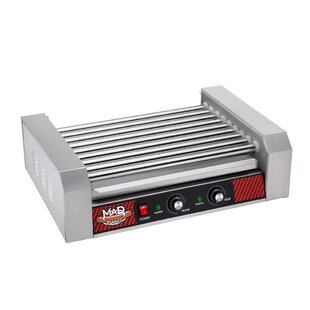 9 Roller Hot Dog Grilling Machine by Great Northern Popcorn Sale