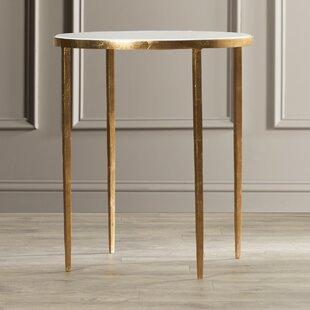 Aurea End Table by Willa Arlo Interiors