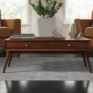 Norberg Coffee Table with Storage by