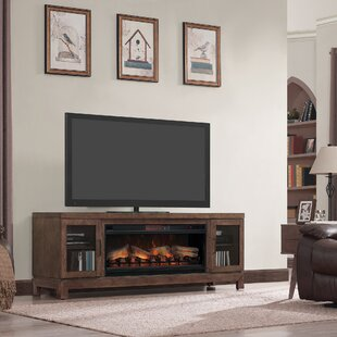 Affordable Bales 76 TV Stand with Fireplace by Foundry Select Reviews (2019) & Buyer's Guide