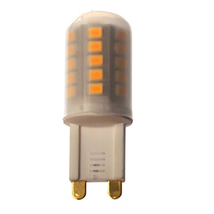 25 Watt Equivalent G9 Bi Pin Led Vintage Filament Light Bulb
