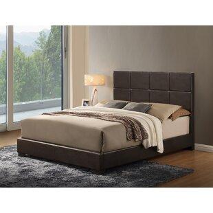 Latitude Run Backlund Upholstered Panel Bed