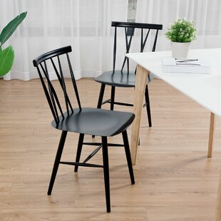 Encinal Dining Chair (Set of 2) Gracie Oaks