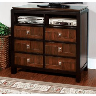 Rountree 6 Drawer Media Chest