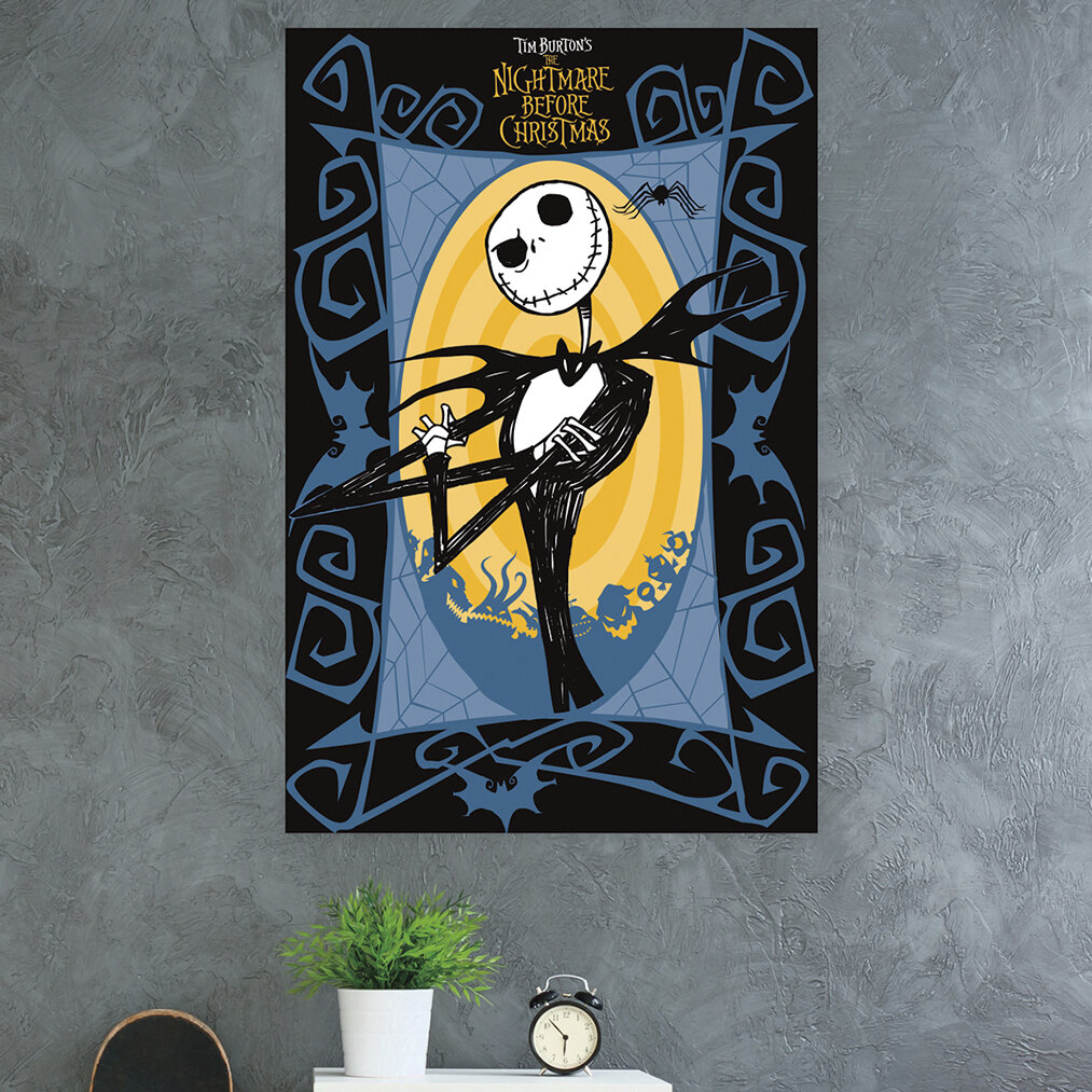 Trends International The Nightmare Before Christmas Jack Paper