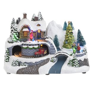 Christmas Train Wayfair Co Uk