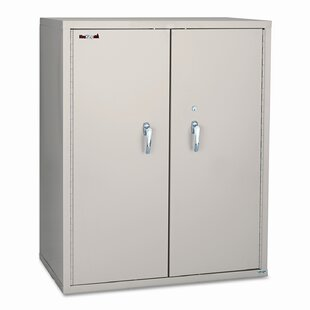 44 H X 36 W X 19.25 D 2 Door Storage Cabinet by FireKing Top Reviews
