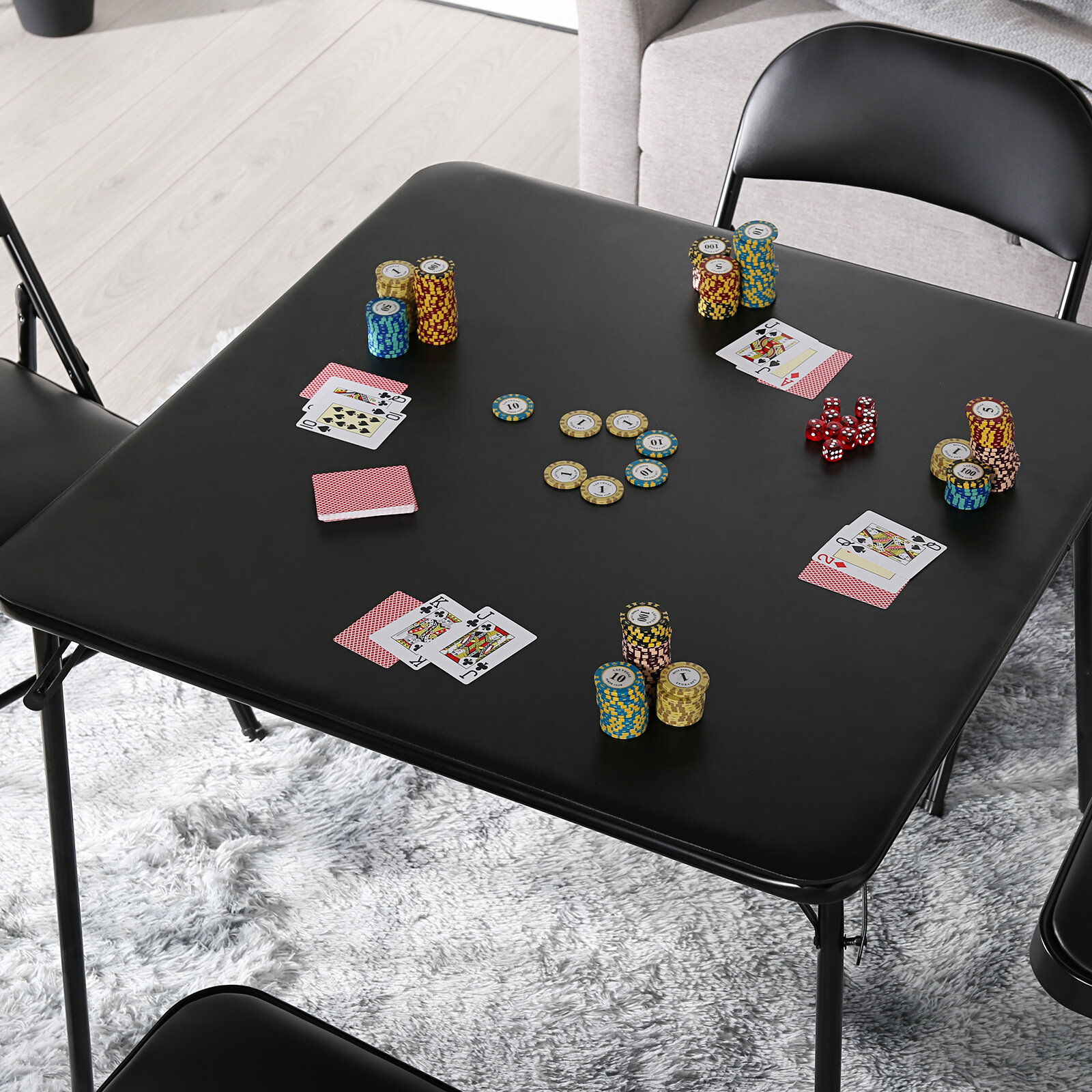 BIG SALE] Poker & Casino Tables for Less You'll Love In 2021 | Wayfair