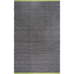 Looking for Estate Hand-Woven Black Indoor/Outdoor Area Rug By Fab Habitat