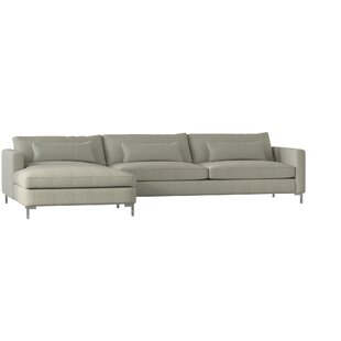 Compare & Buy Maxine Sectional By DwellStudio
