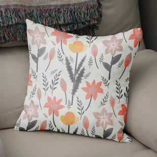 Alland Love Trois Accent Cotton Throw Pillow