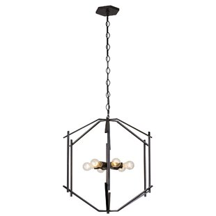 Cranford 6-Light Chandelier by 17 Stories
