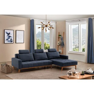 Deutsch Modern Sleeper Sectional