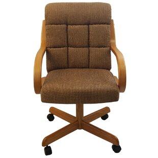 Caster Chair Company Arlington Arm Chair