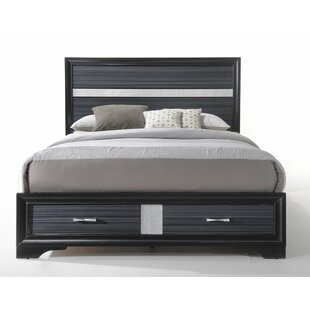 Jules Storage Panel Bed by Mercer41