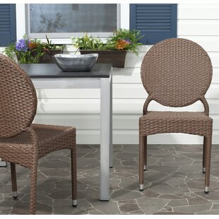 Chiwetel Stacking Garden Chair (Set Of 2) By Sol 72 Outdoor