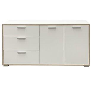 Romford 3 Drawer Combo Dresser