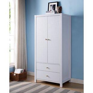 Alexia Wooden Storage Cabinet Wardrobe Armoire by Grovelane Teen