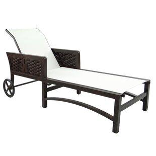 Leona Spanish Bay Chaise Lounge