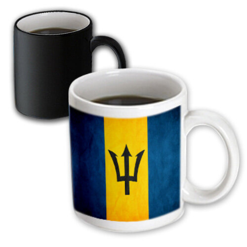 World Menagerie Govinda Barbados Flag Coffee Mug Wayfair