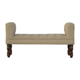 Holloway Upholstered Bedroom Bench