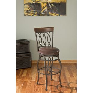 Gilman 30 Swivel Bar Stool DarHome Co