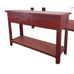 American Heartland Rustic Console Table