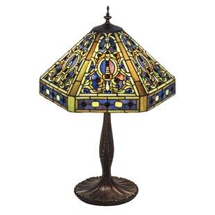 Tiffany Elizabethan 24 Table Lamp By Meyda Tiffany