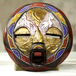 African Wall Mask Wayfair