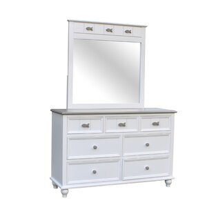 Breakwater Bay Eli 7 Drawer Dresser