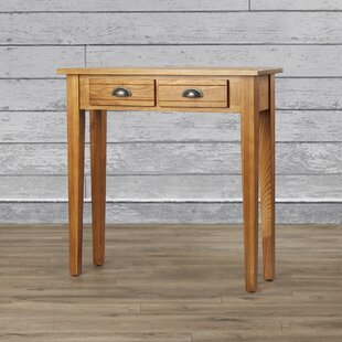 Apple Valley 2 Drawer Console Table by Charlton Home