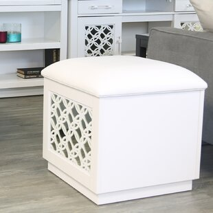 Branham Storage Ottoman by House of Hampton