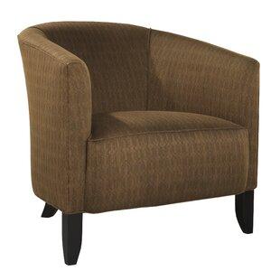 Nicolette Barrel Chair by Hekman