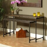 Cortland 2 Piece Nesting Console Table Set by Loon Peak®